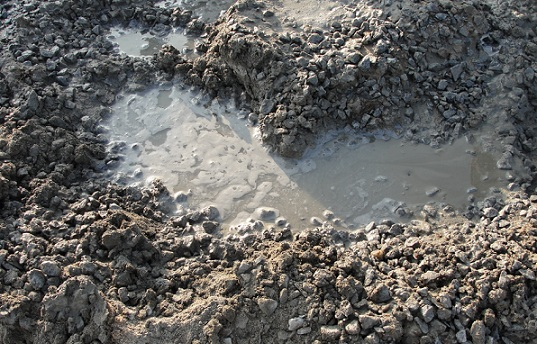 потеря бетона